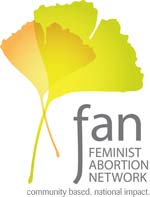 feminist abortion network logo